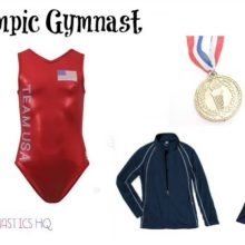 26 Halloween Costume Ideas Using Gymnastics Leotards