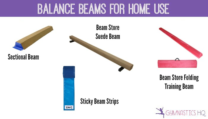 home gymnastics equipment beams