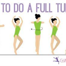 How to Do a Gymnastics Full Turn