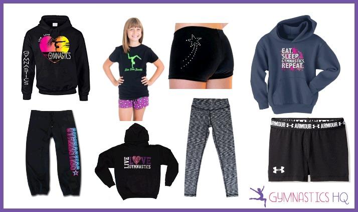 best gymnastics gifts 2016