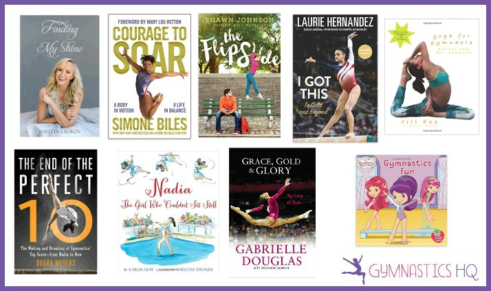 gymnastics gifts books