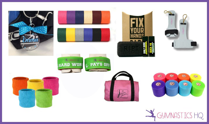 gymnastics gifts grips accessories