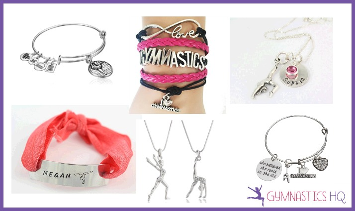 gymnastics gifts jewelry