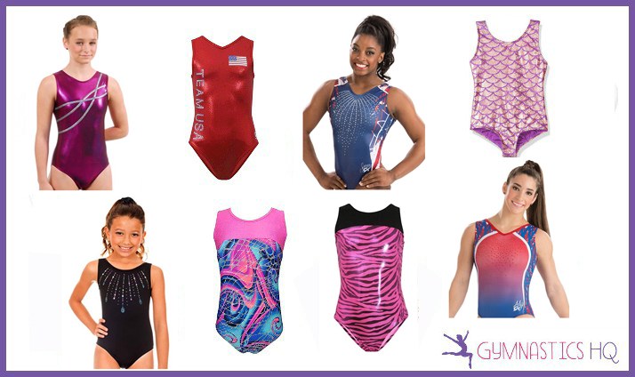 gymnastics leotard gifts