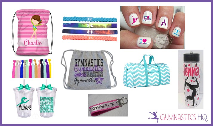 gymnastics gifts stocking stuffers