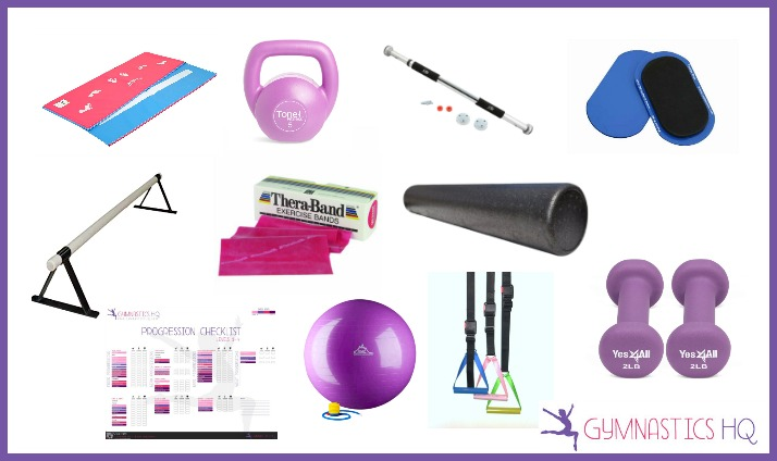 gymnastics gifts to help gymnasts improve