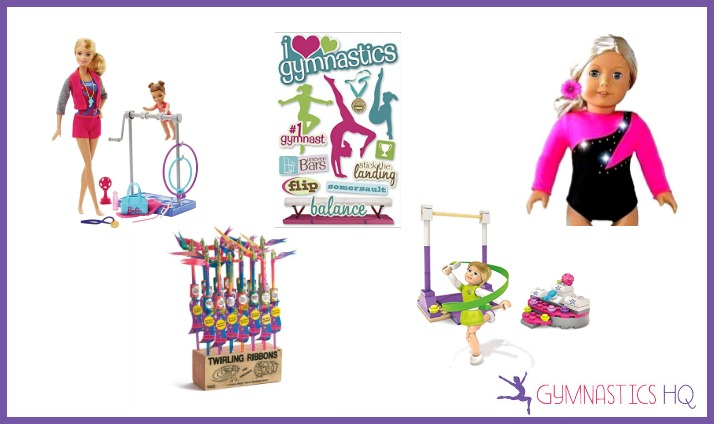 gymnastics gifts toys