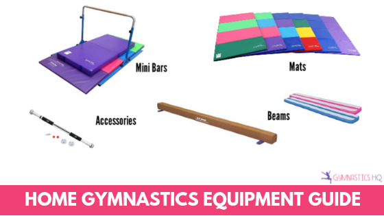 Best Home Gymnastics Equipment