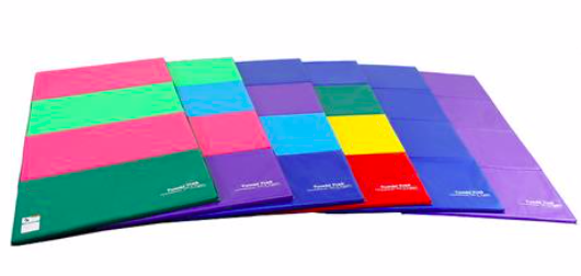 Home Gymnastics Equipment Panel Mats, www.gymnasticshq.com