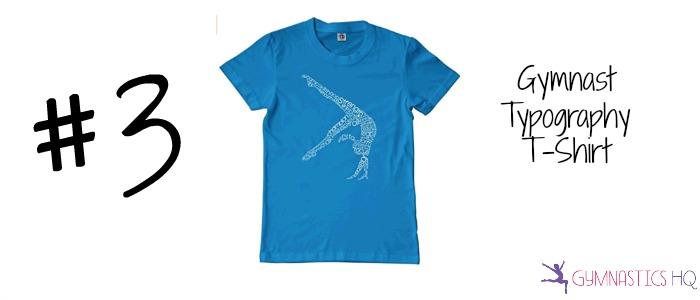 gymnast gift tshirt