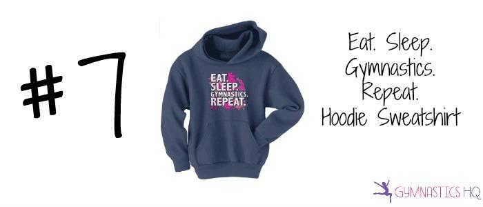 popular gymnastic gifts hoodie