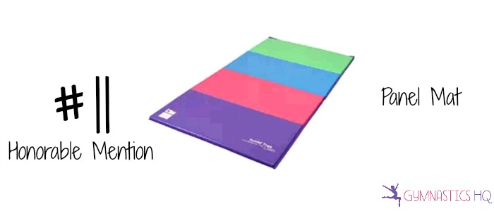 popular gymnastics gifts panel mat