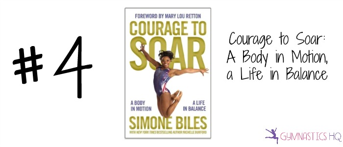 popular gymnast gift simone biles book