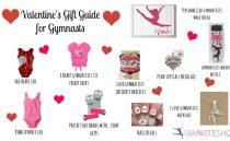 Valentine's Day Gymnastics Gift Ideas & Printable Valentines