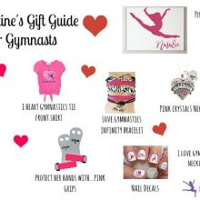 Valentine's Day Gymnastics Gift Ideas & Printable Valentines
