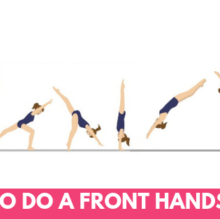 How to Do a Front Handspring