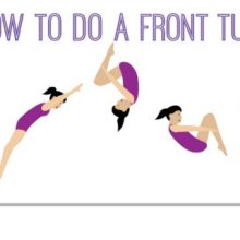 How to Do a Front Tuck: Drills and Exercises to Help You Learn