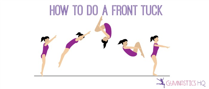 how to do a front tuck