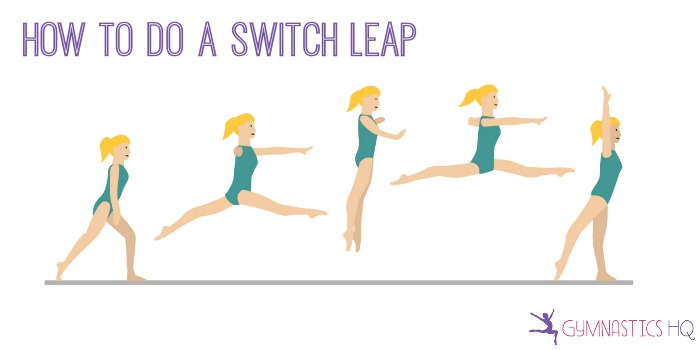 how to do a switch leap