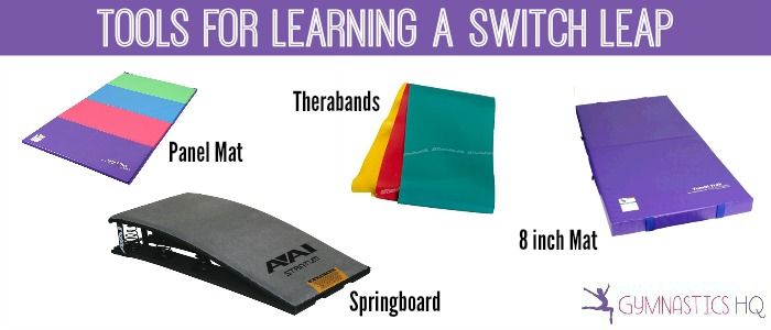 tools for learning a switch leap