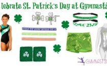 Celebrate St. Patrick's Day at Gymnastics