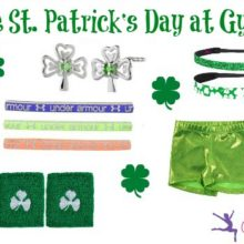 Celebrate St. Patrick's Day at Gymnastics