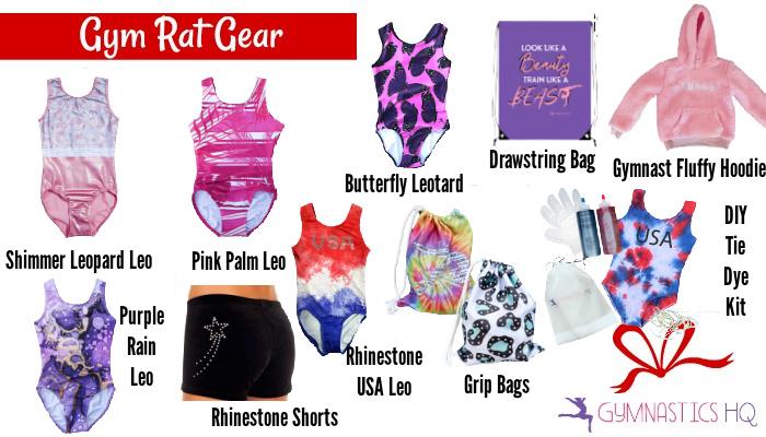 gym rat gear gifts
