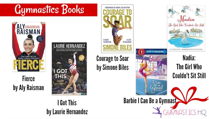 gymnastics books gifts