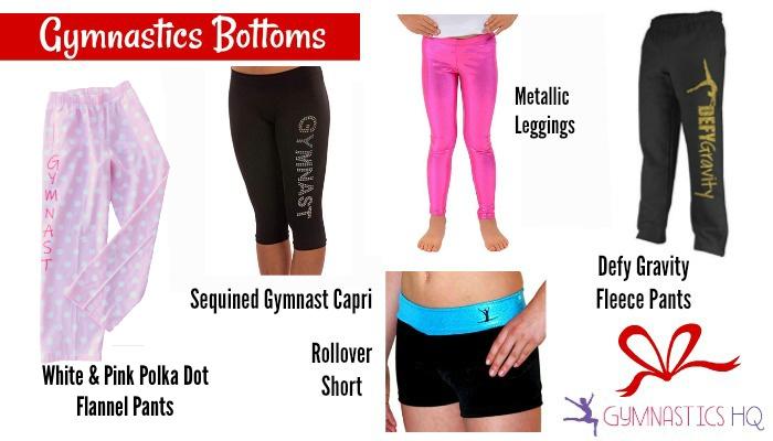 gymnastics gifts bottoms