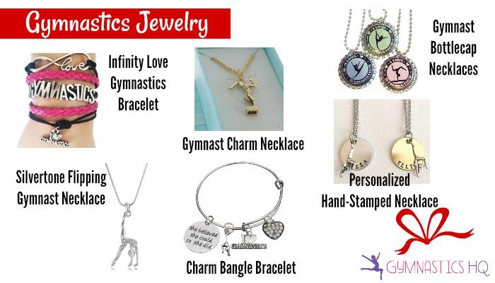 gymnastics jewelry gifts