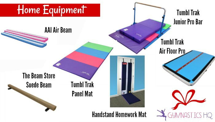 gymnastics gifts home equipment
