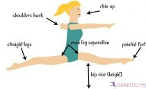 A Split Leap Workout You Can Do at Home