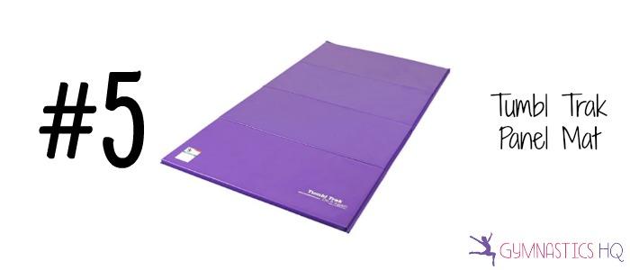 fifth most popular gymnastics gift