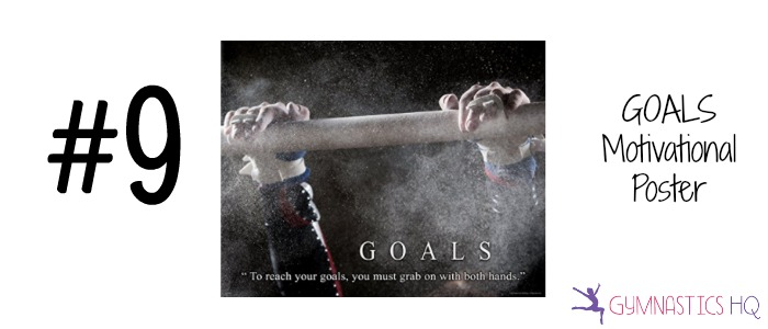 goals motivational poster