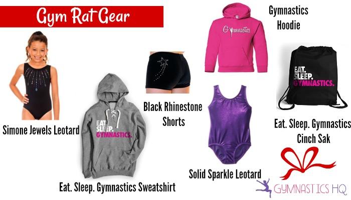 gymnast gear gifts