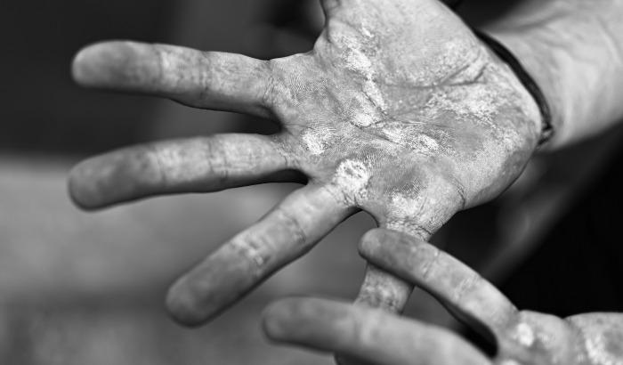 gymnast hands