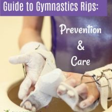 Guide to Gymnastics Rips: Prevention & Care