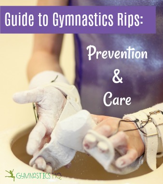 gymnastics rips