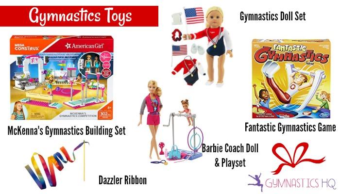 gymnastics toy gifts