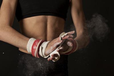 key to success gymnastics