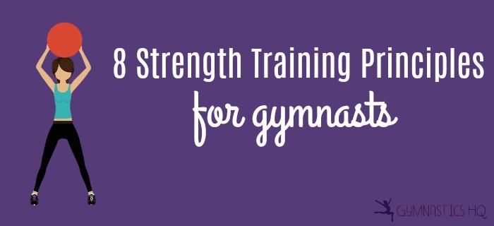 build strength gymnast