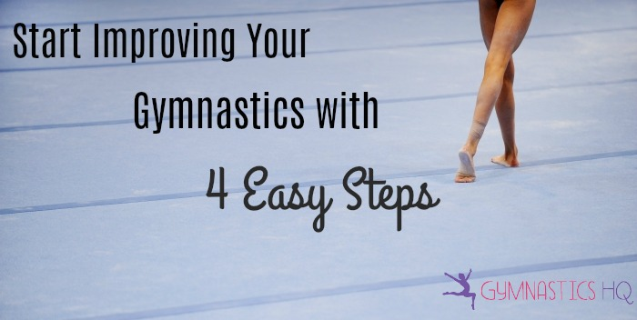 improve your gymnastics