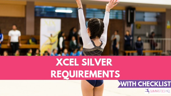 Xcel silver gymnastics requirements