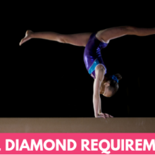 Xcel Diamond Routine Requirements