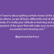 7 Successful Instagram Gymnasts Share Their Best Advice
