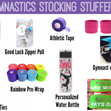 The Best Gymnastics Gifts 2018 Edition
