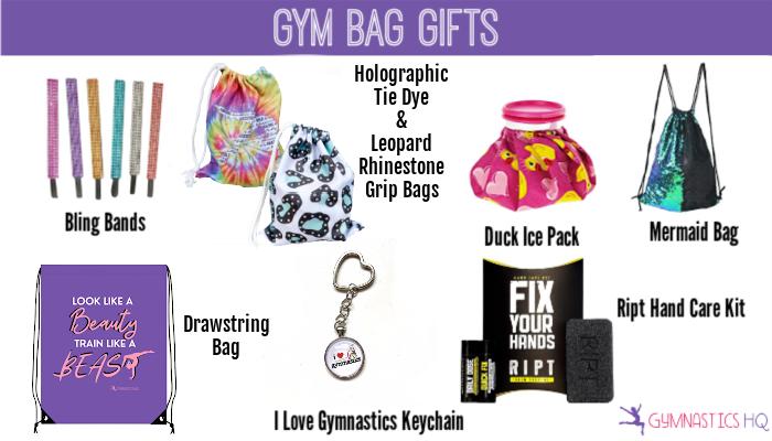 gym bag gifts