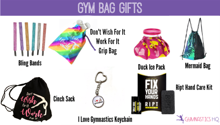 Gymnastics Bag Gifts