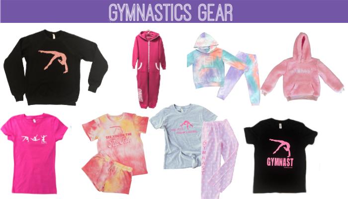 gymnastics gear gifts