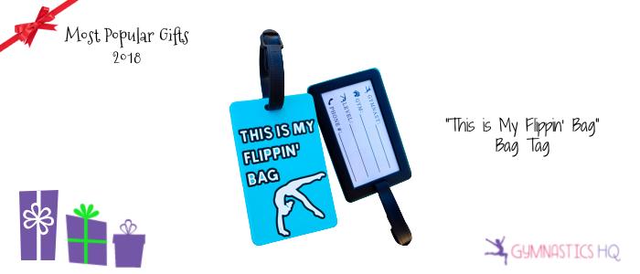 popular gifts 2018 bag tag